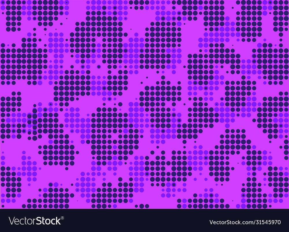 Leopard vaporwave violet pixel art style stains