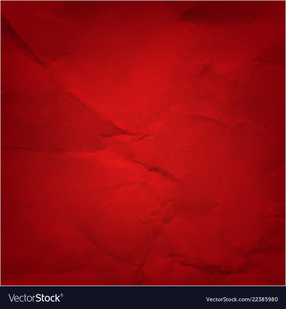 Vintage red paper