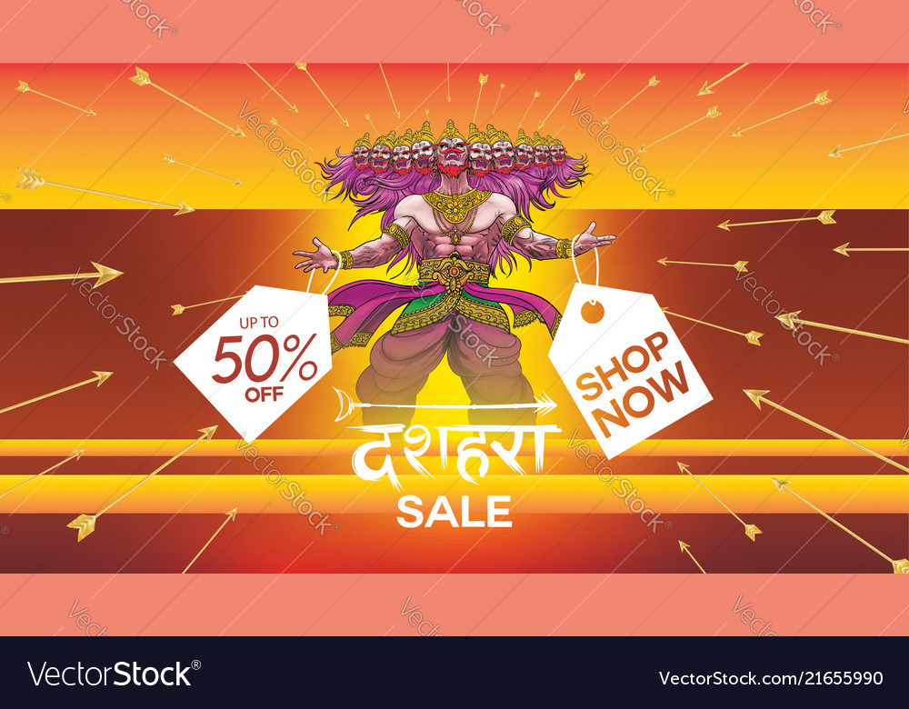 Dussehra mega sale with special discount offers