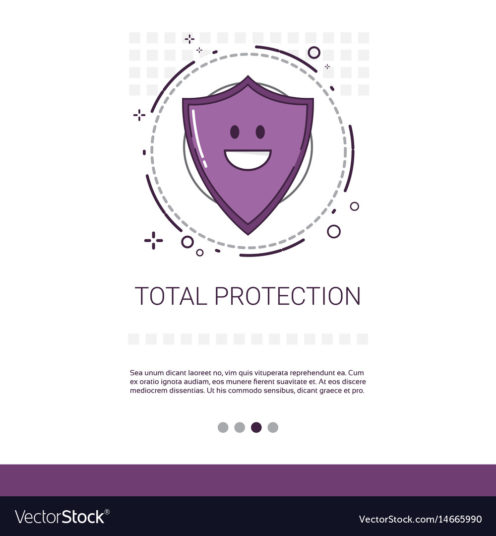 Total data protection privacy internet information