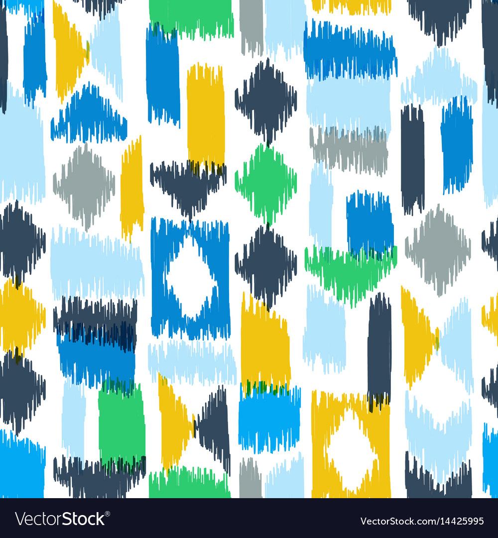Colorful textile pattern