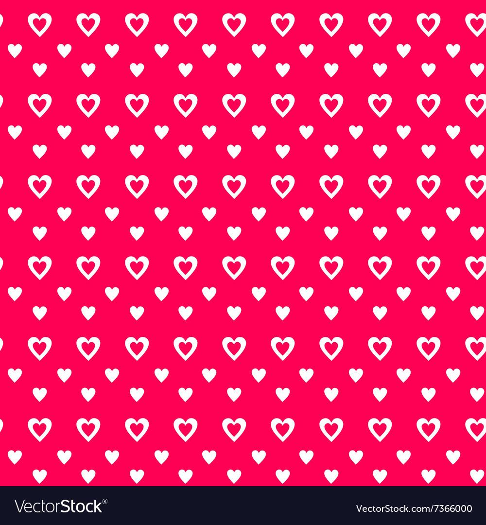 Valentine day seamless pattern