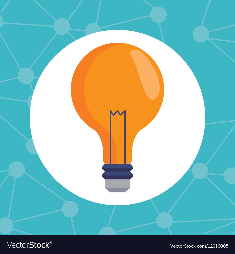 Bulb idea innovation creativity