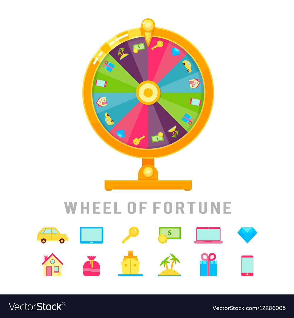 Wheel Of Fortune Concept
