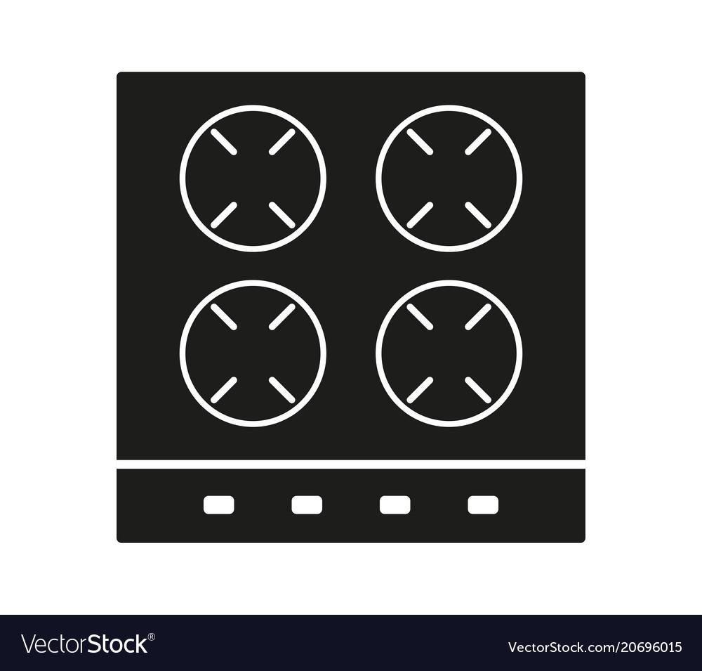 Gas stovel icon