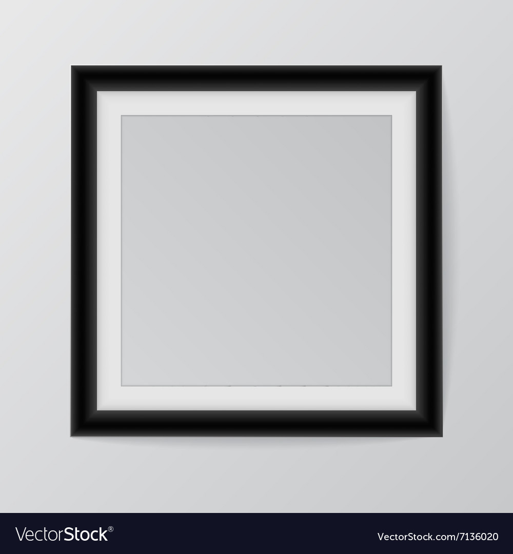 Realistic frame Perfect for your presentations