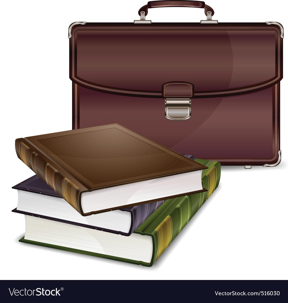 School accessory vector image