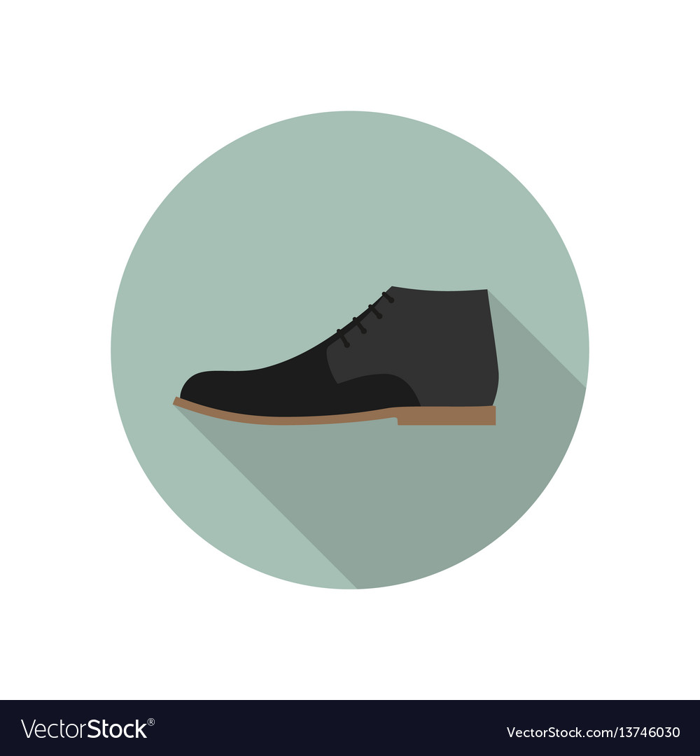 Shoe flat icon