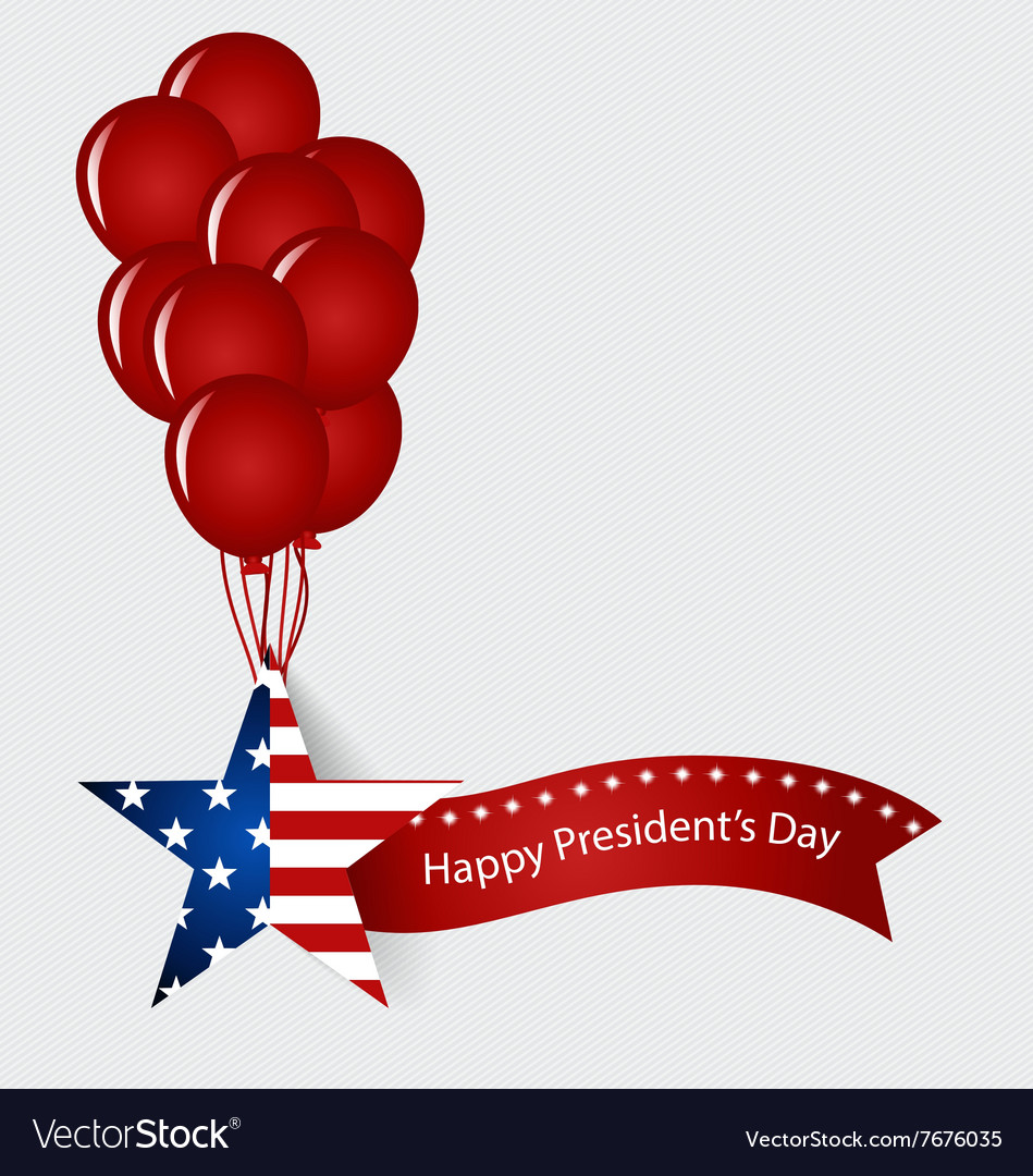 Happy Presidents Day Presidents day banner design