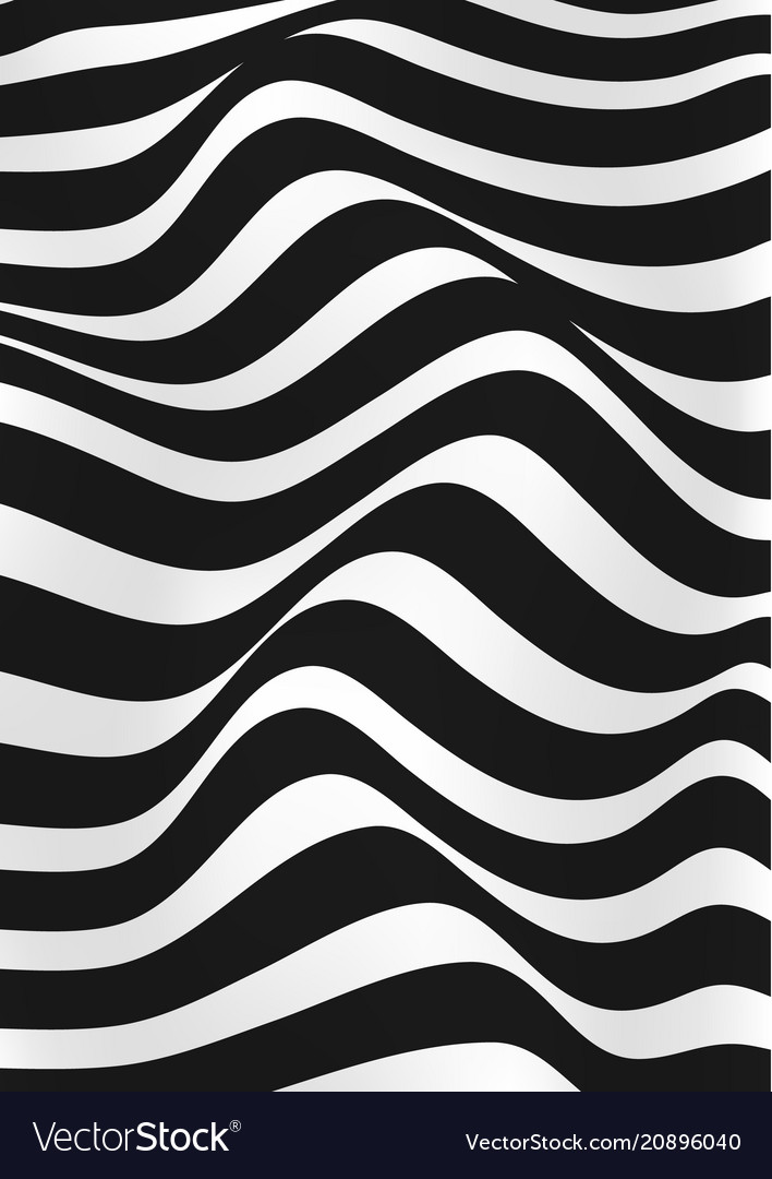 Musical waves background