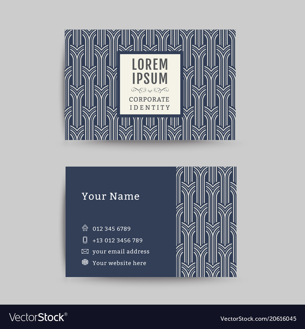 Fantastic Business Card Art Model - Business Card Ideas - etadam.info