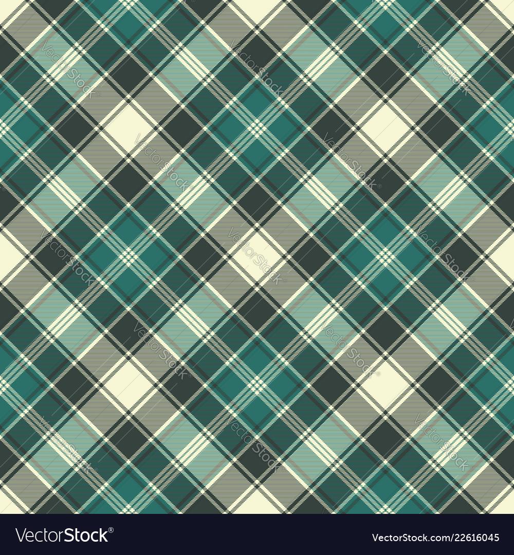 Plaid >> Green Plaid Fabric Texture Seamless Pattern