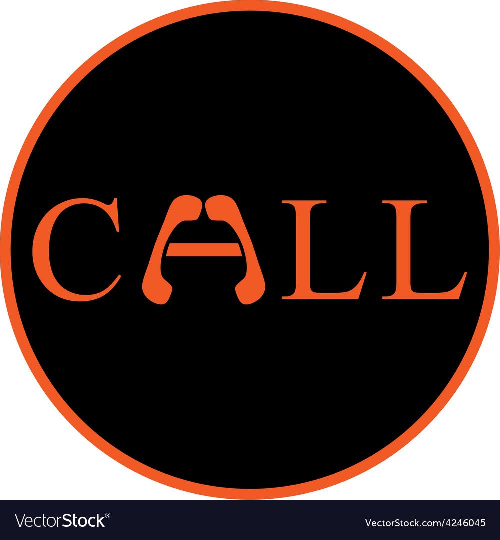 Phone call icon