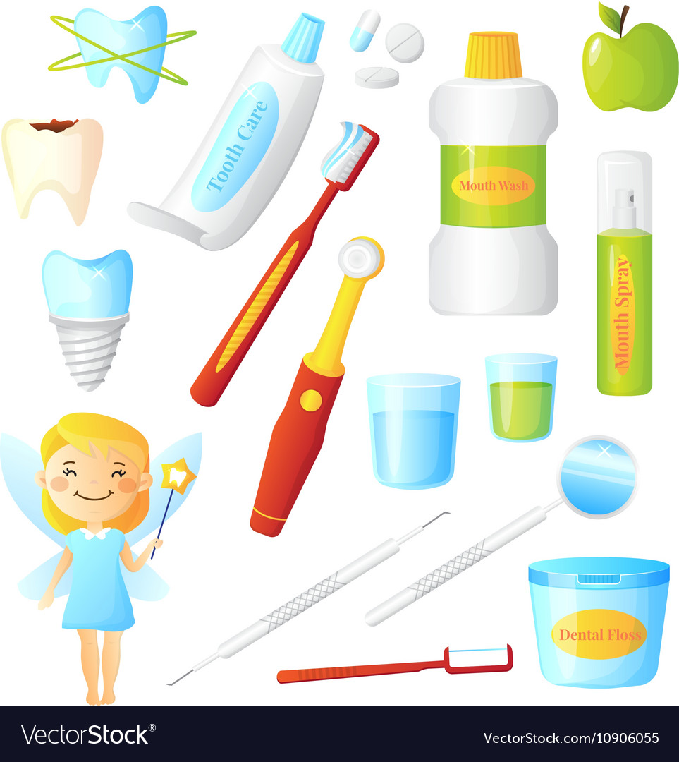 Teeth Healthy Dentist Set