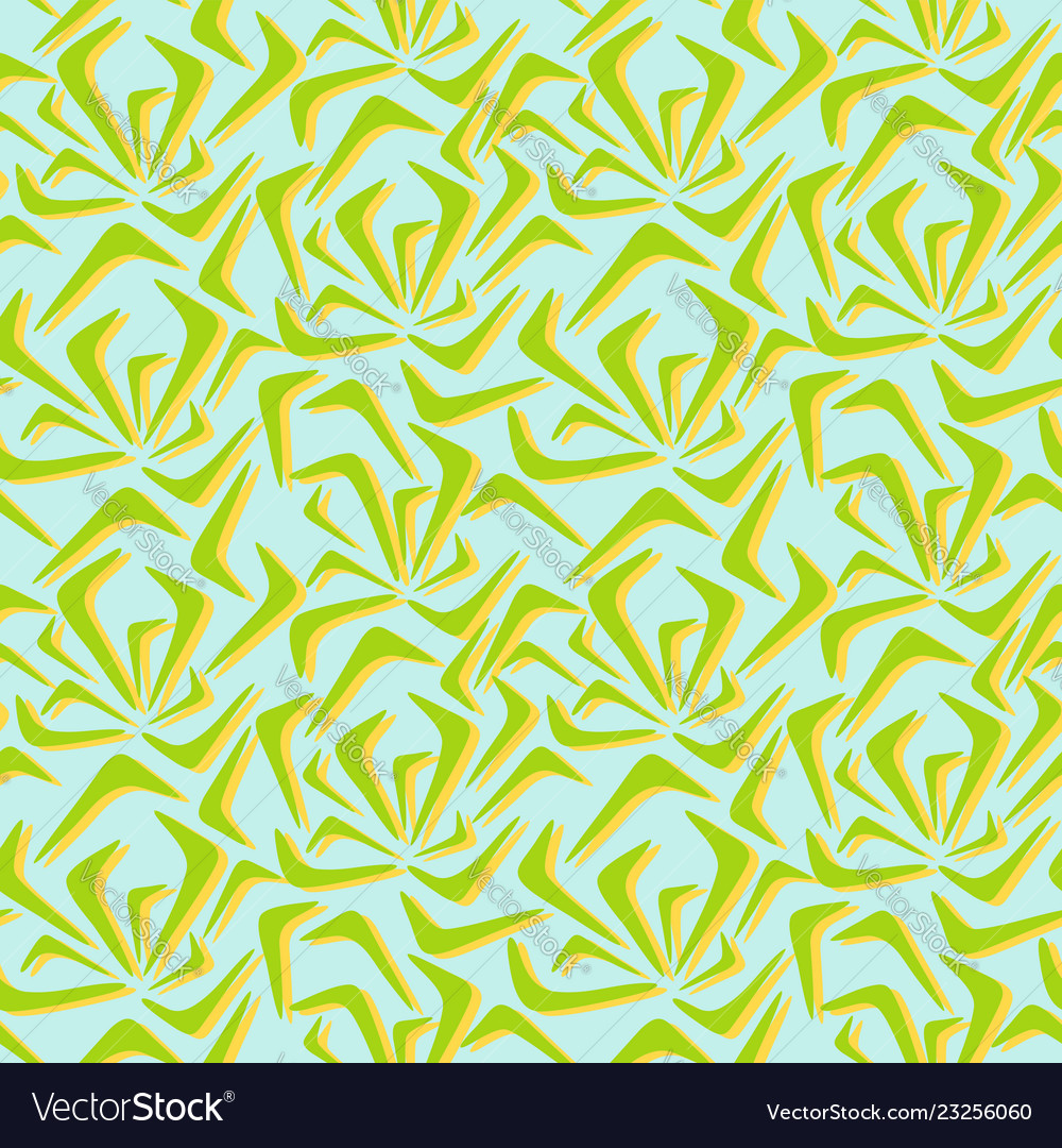 Abstract seamless bio background