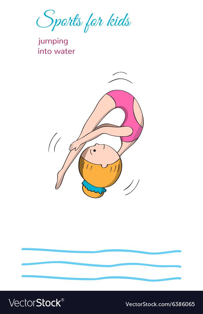 потенциальному прыжки в воду картинки эмблема вас