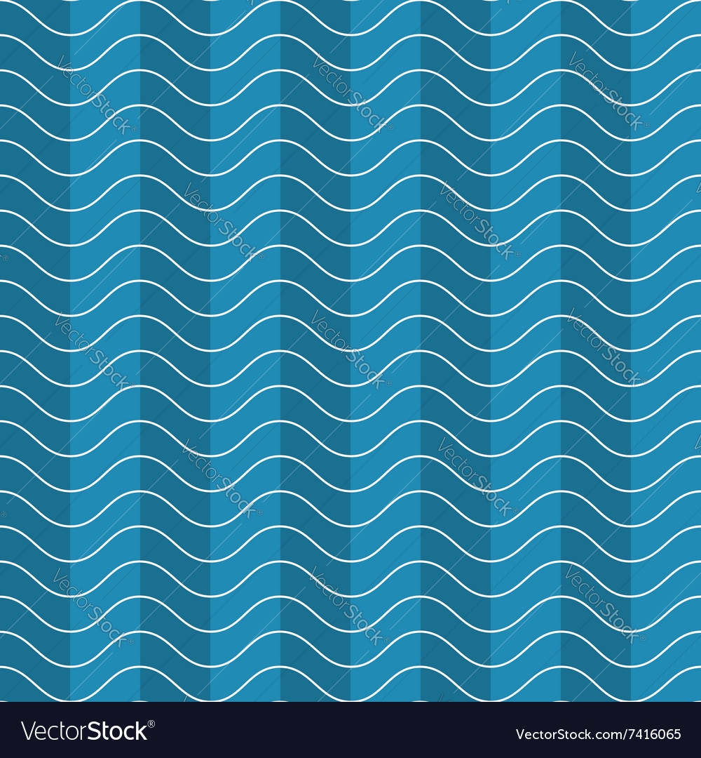 Wave abstract pattern