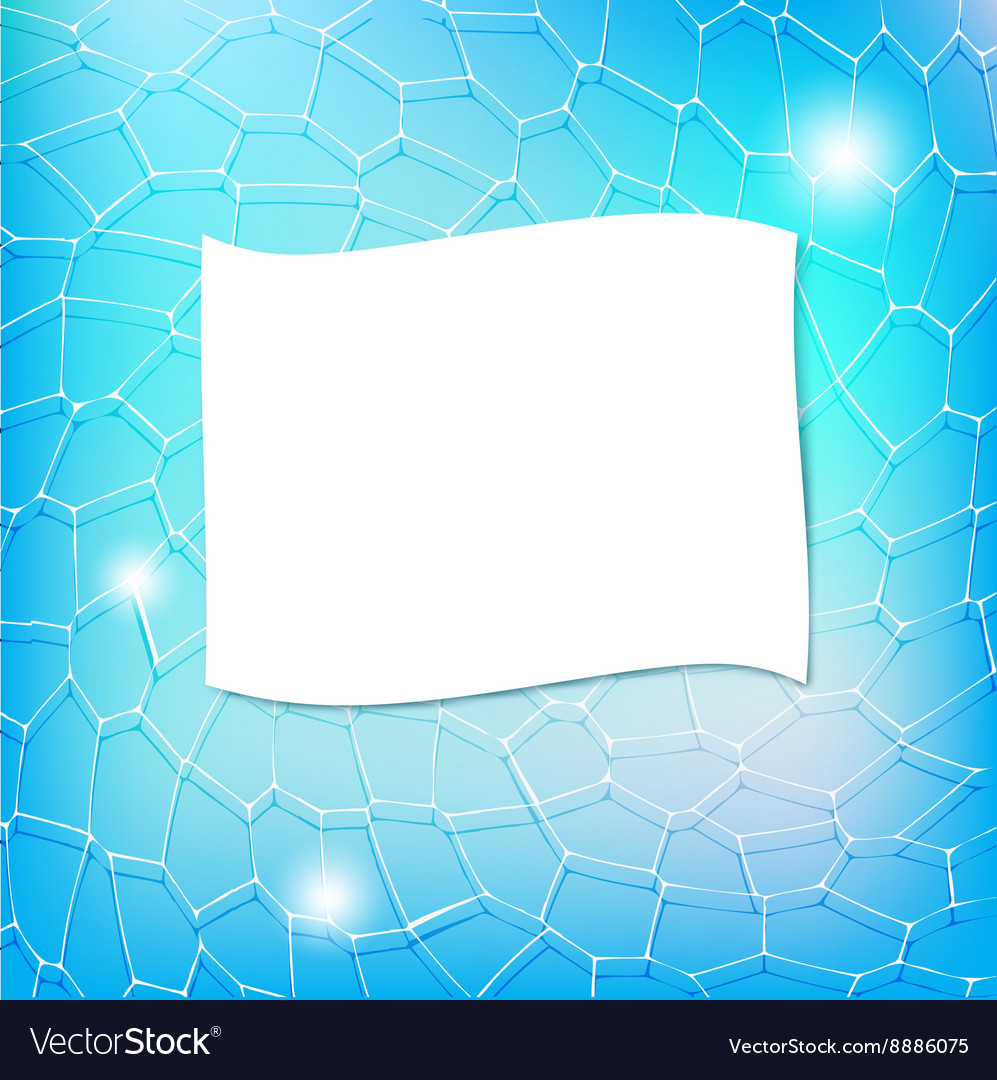 Abstract grid background vector image