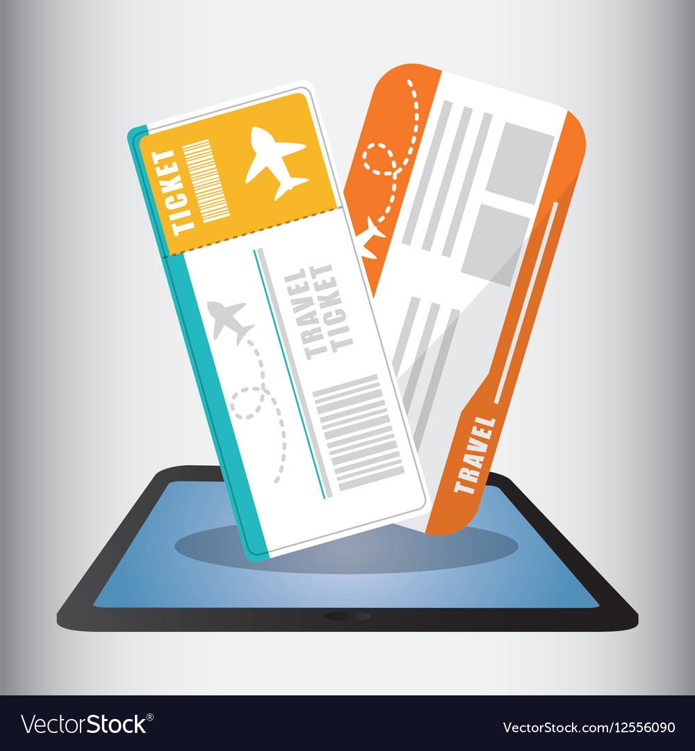 ticket design online free