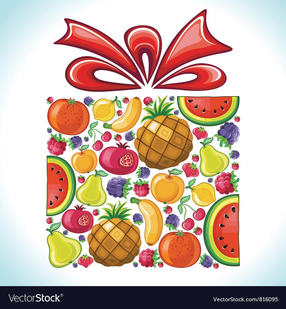 Fruity present