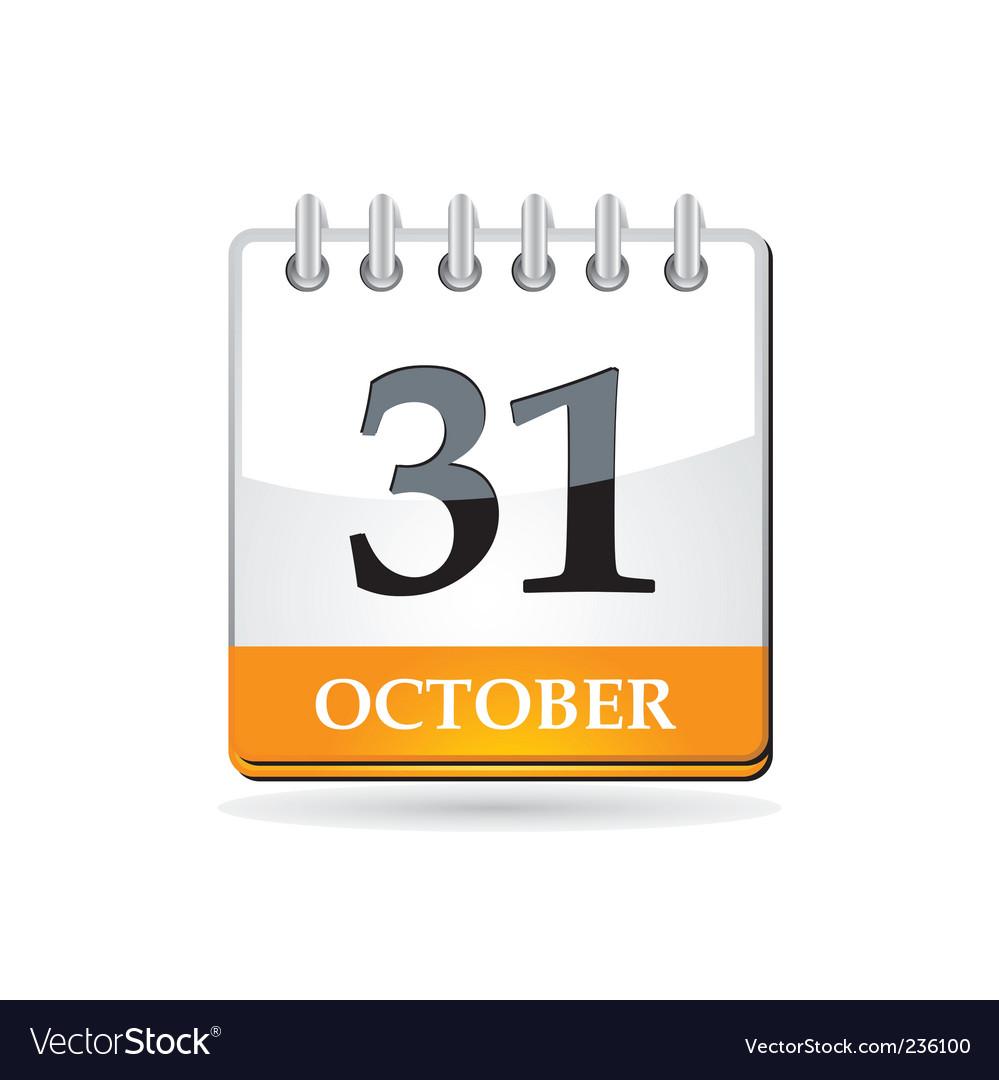 Calendar Halloween pictures video