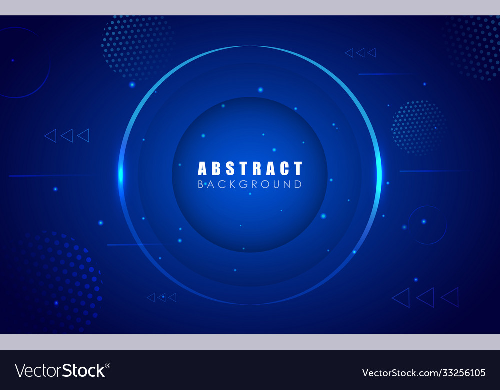 Abstract geometric background fluid shape and