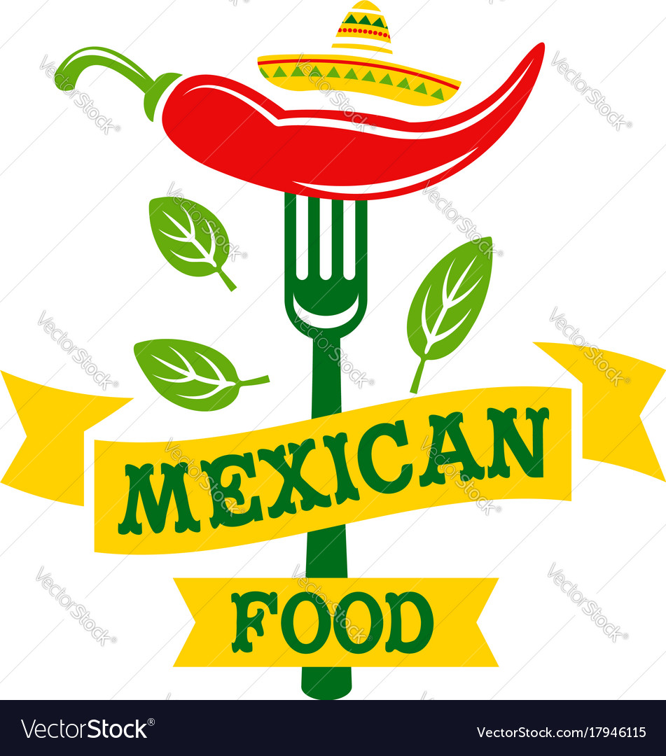 chili pepper jalapeno mexican food icon royalty free vector