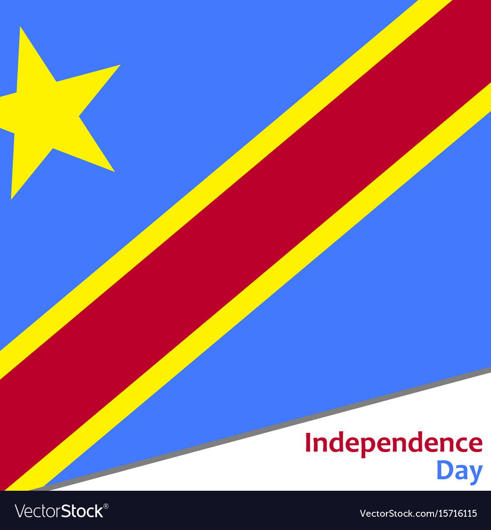 Democratic republic of the congo independence day