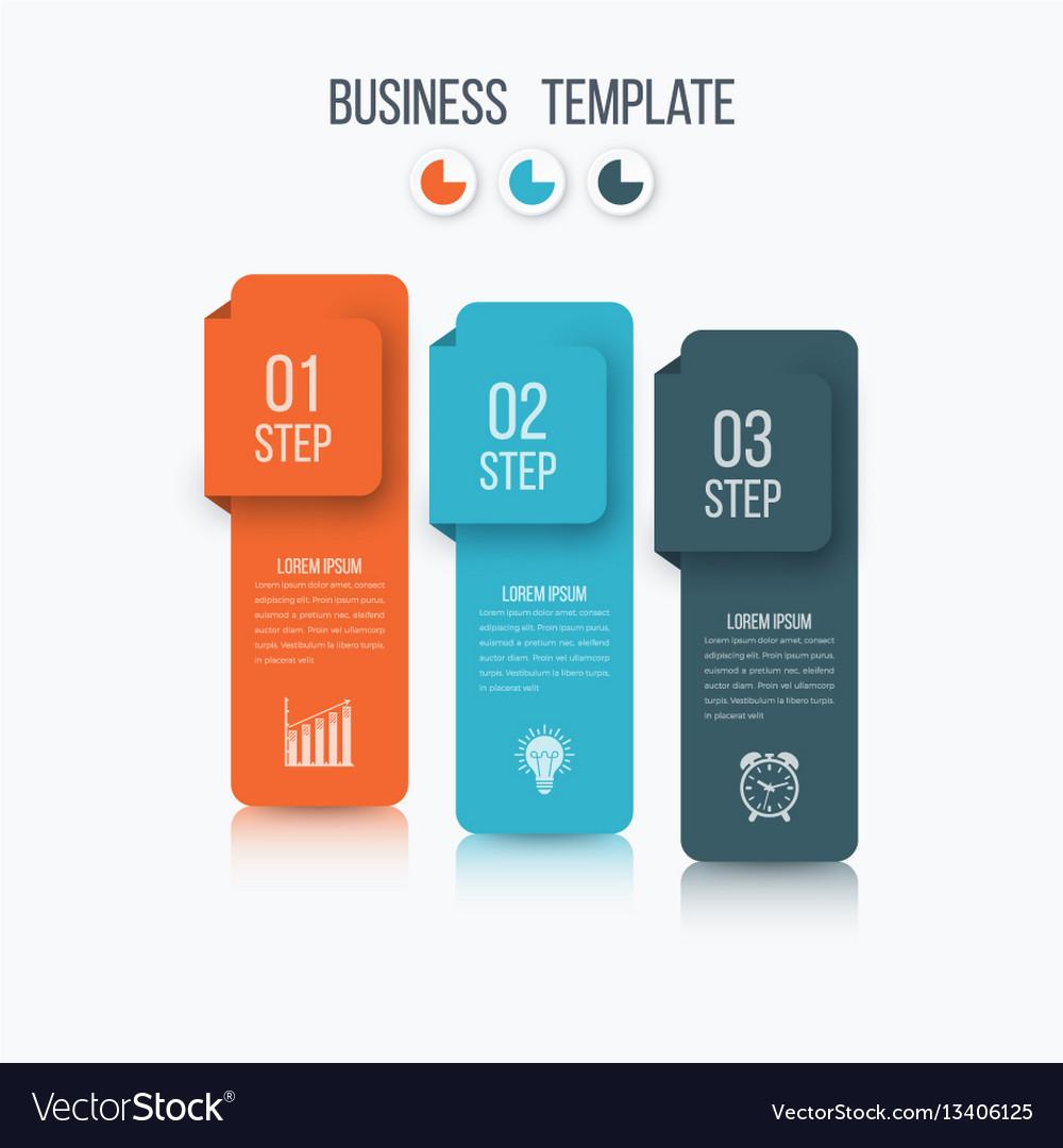 Infographics 3 options