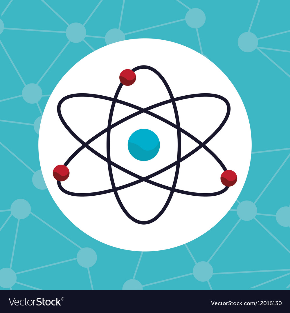 Atom molecule structure chemical