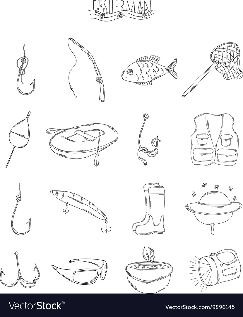 Professional collection of icons and elements