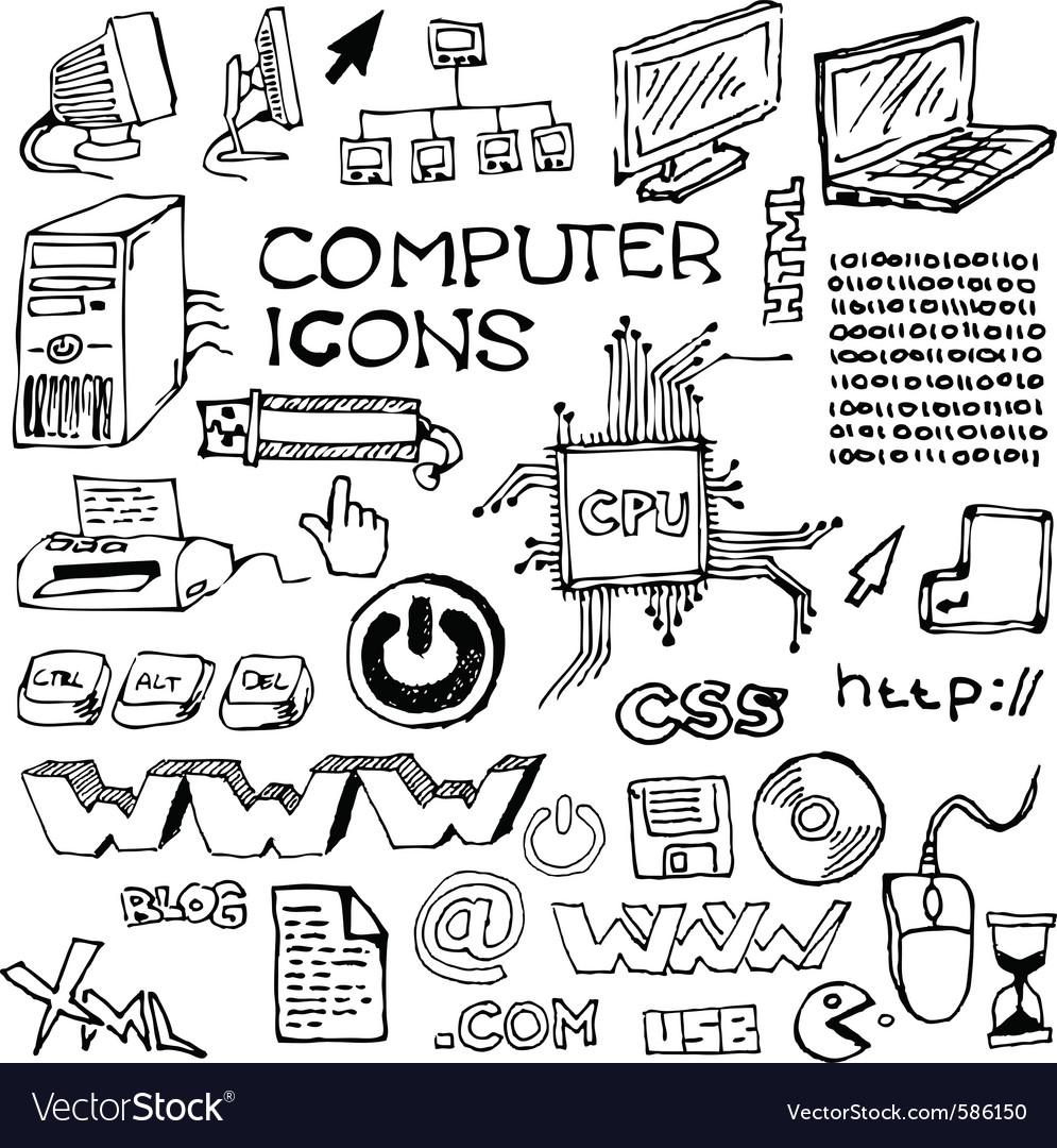 Handdrawn computer