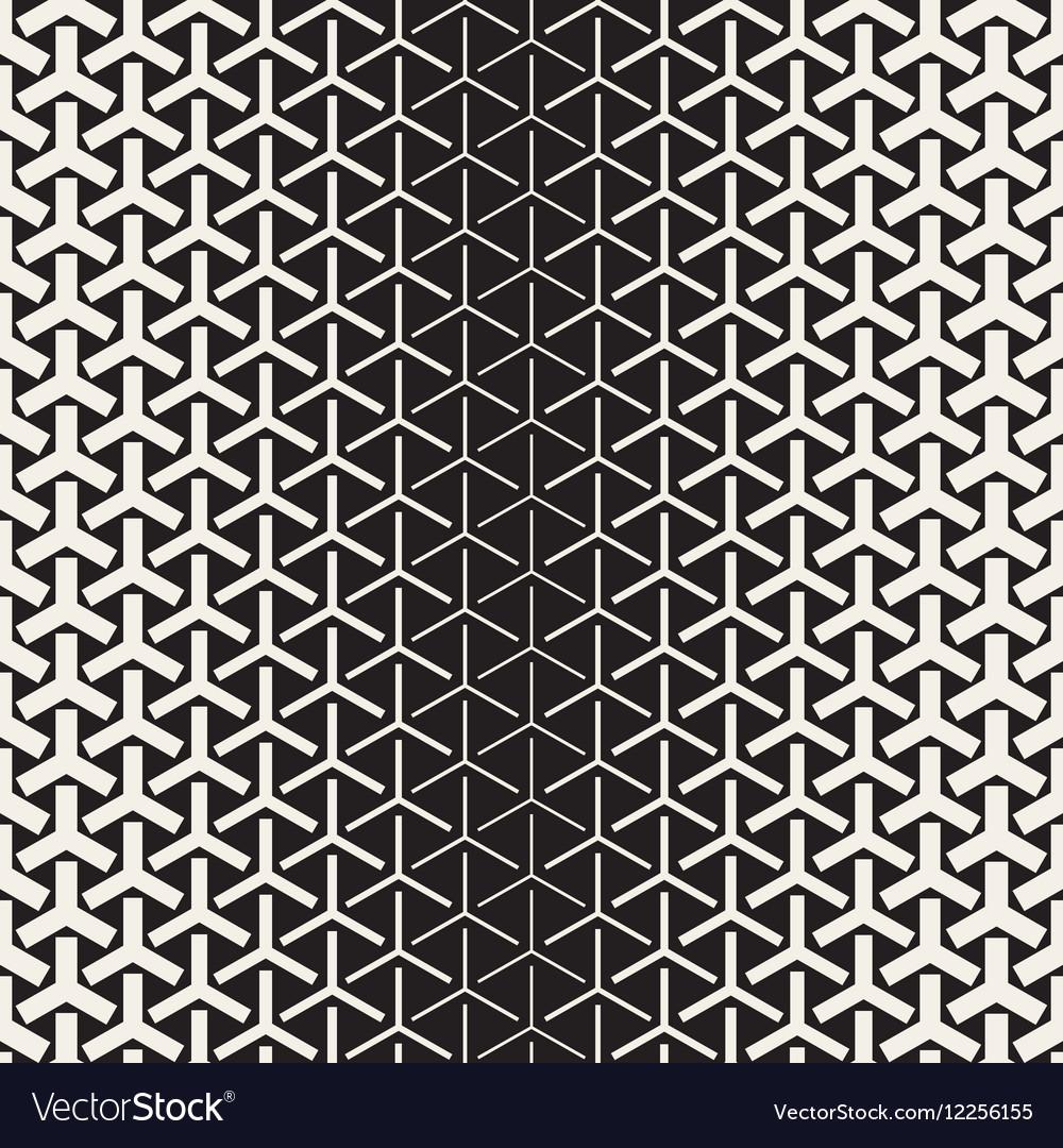 Halftone Gradient Mosaic Lattice Seamless