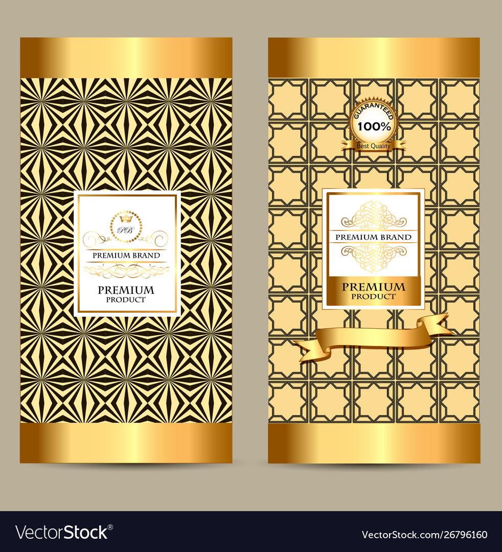 Collection design elementslabelsiconframes