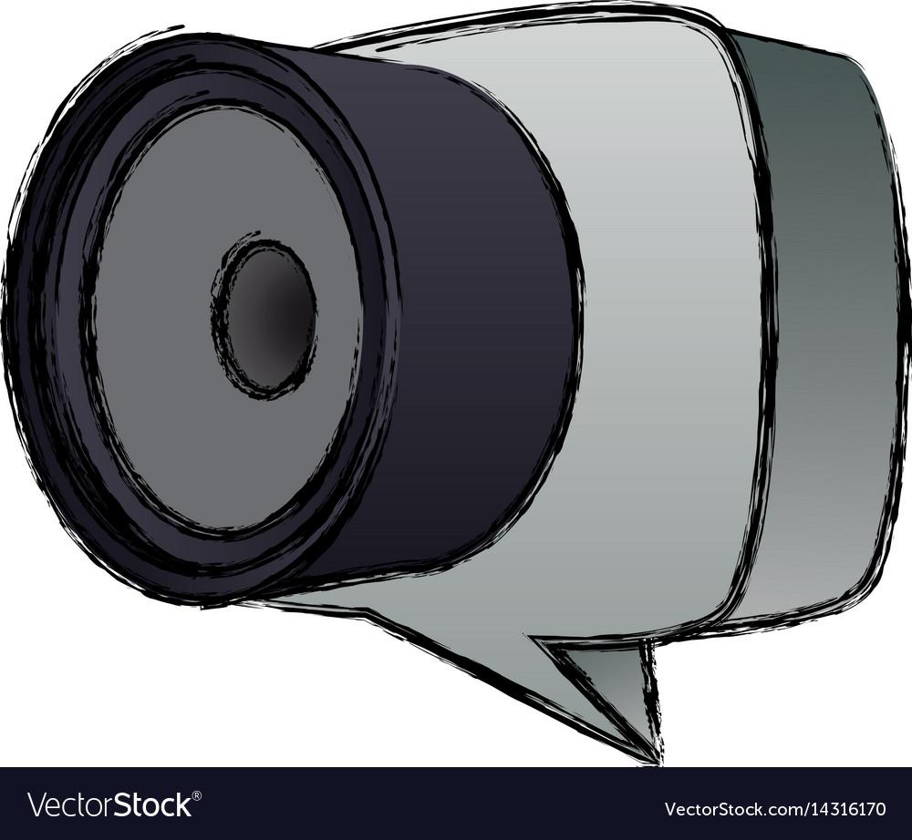 Camera shutter symbol