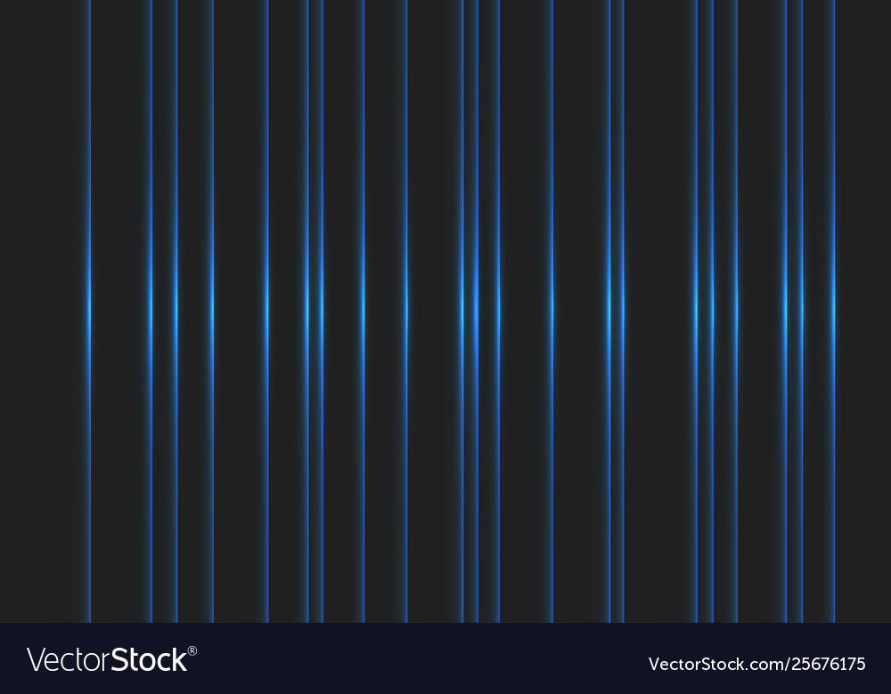 Abstract blue light power energy technology