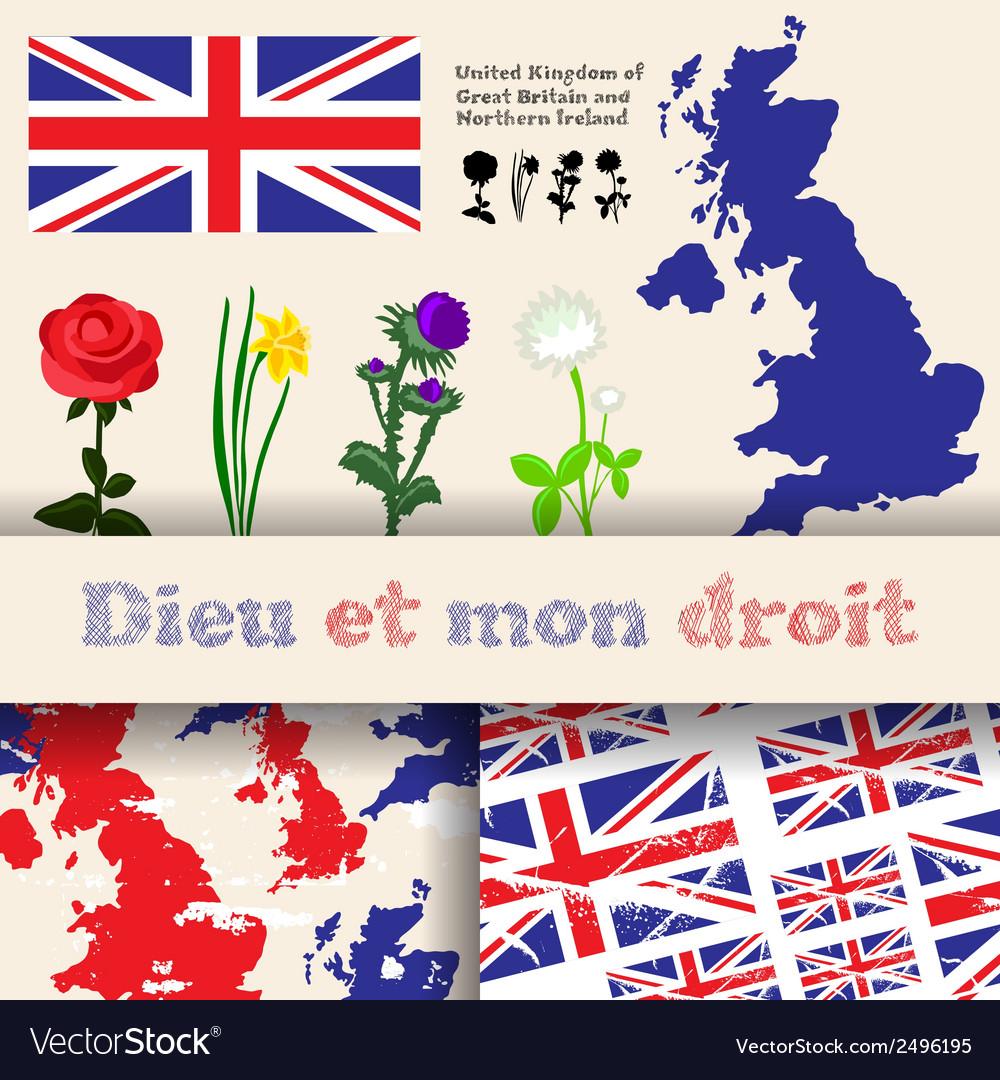 England floral symbols