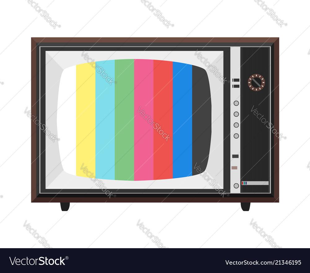 Soviet tv set