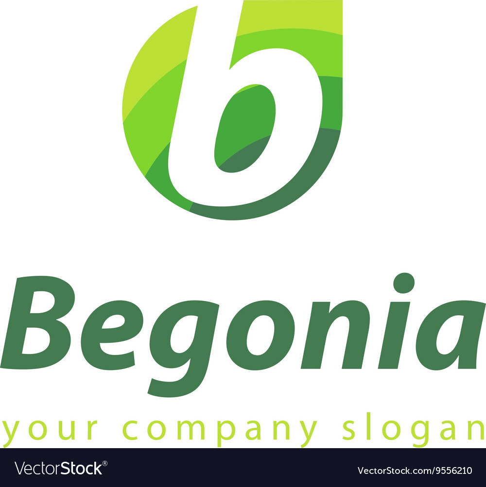 Letter B logo Template for your company vector image
