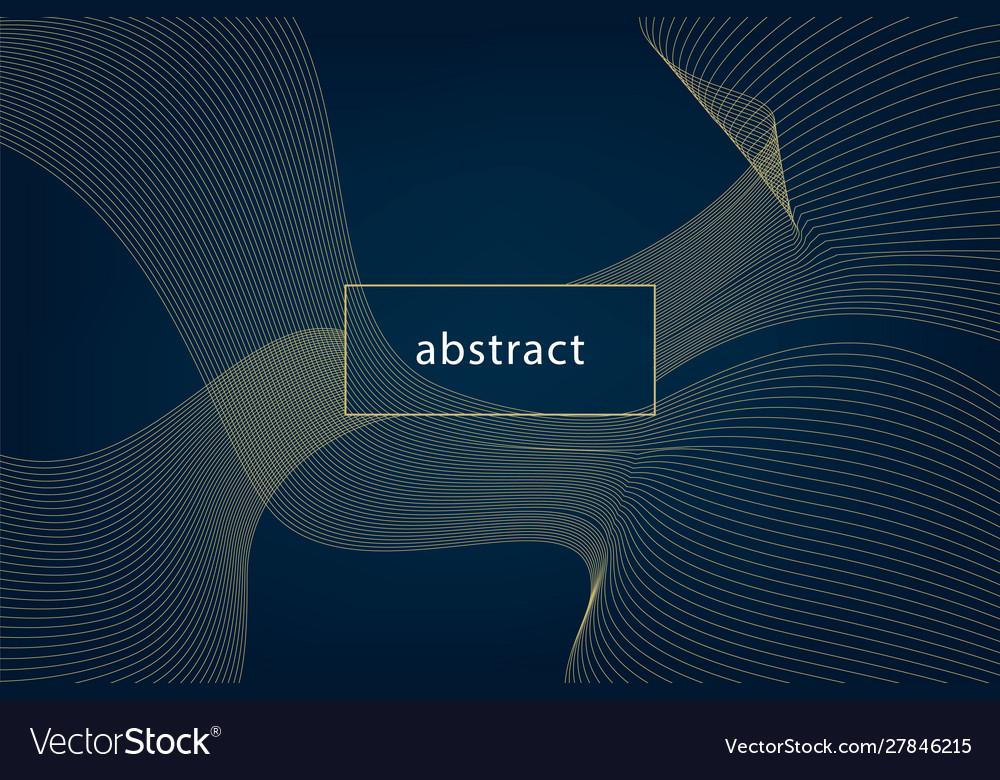 Abstract minimal geometric background
