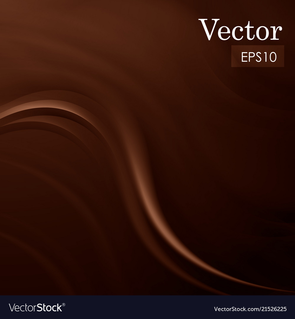 Abstract chocolate sweet silk background