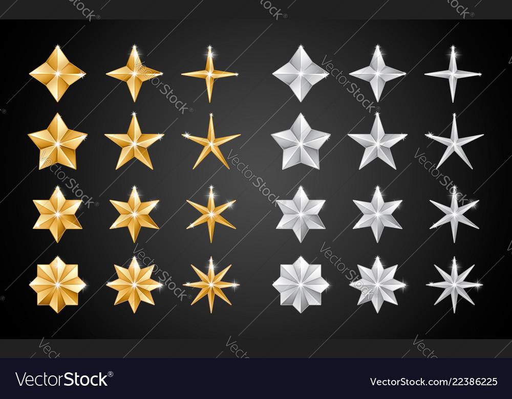 Christmas decoration 2019 stars