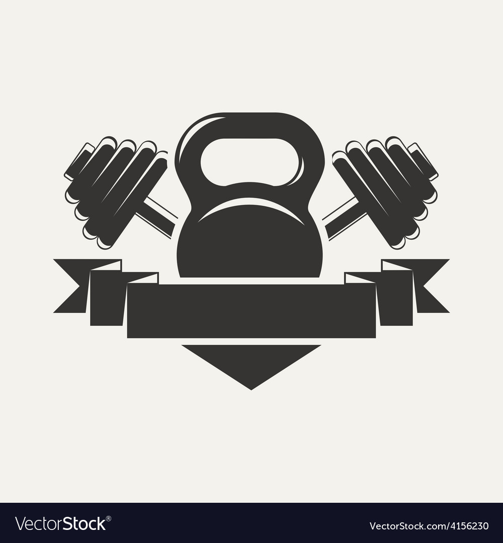 Dumbell Logo | www.picturesboss.com