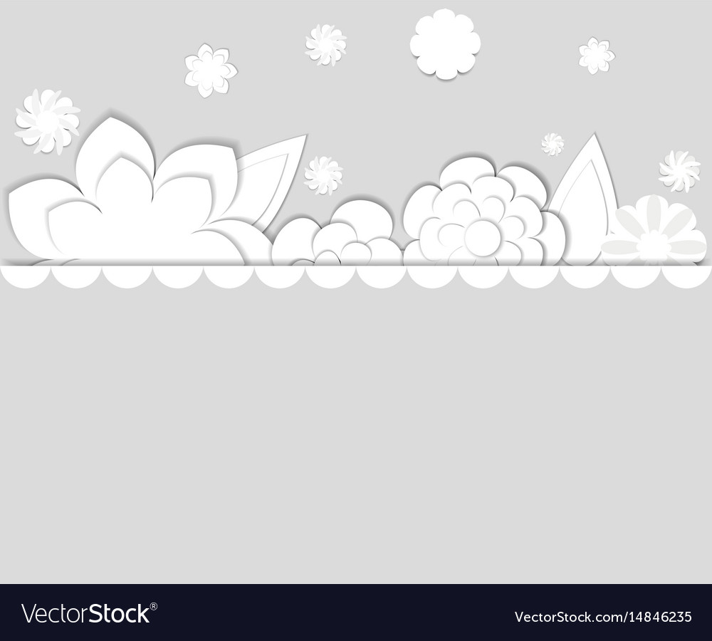 Template for postcard invitation wedding party Vector Image