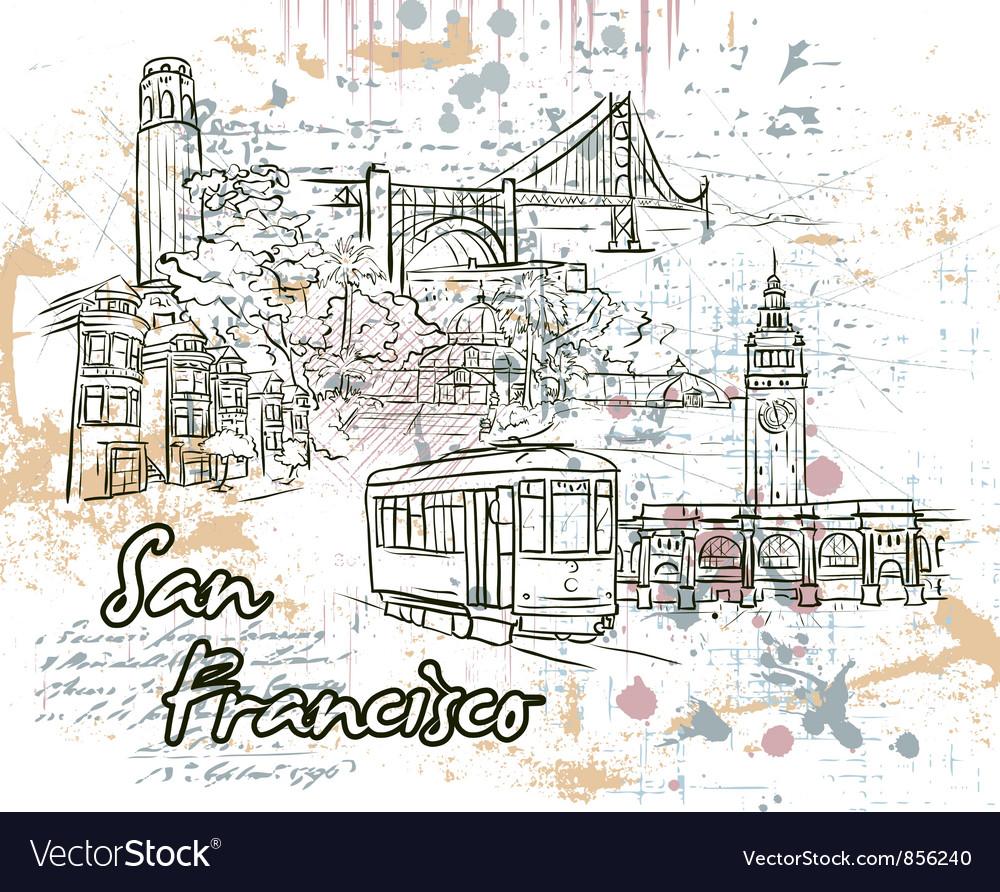 San francisco doodles