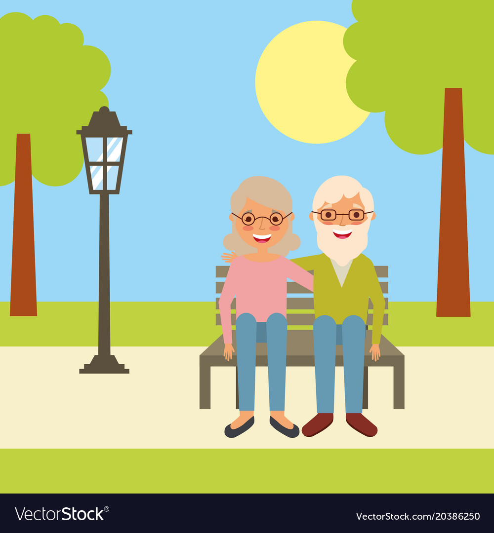 People grandparents characters
