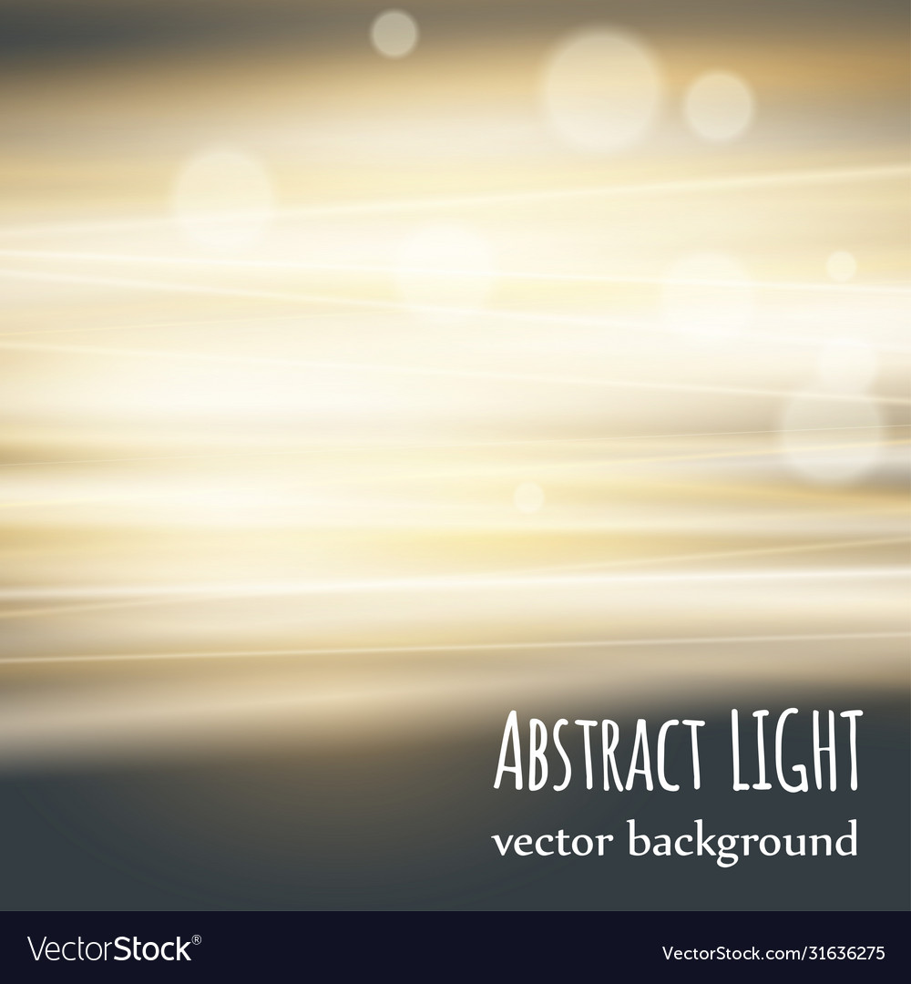 Soft light abstract background