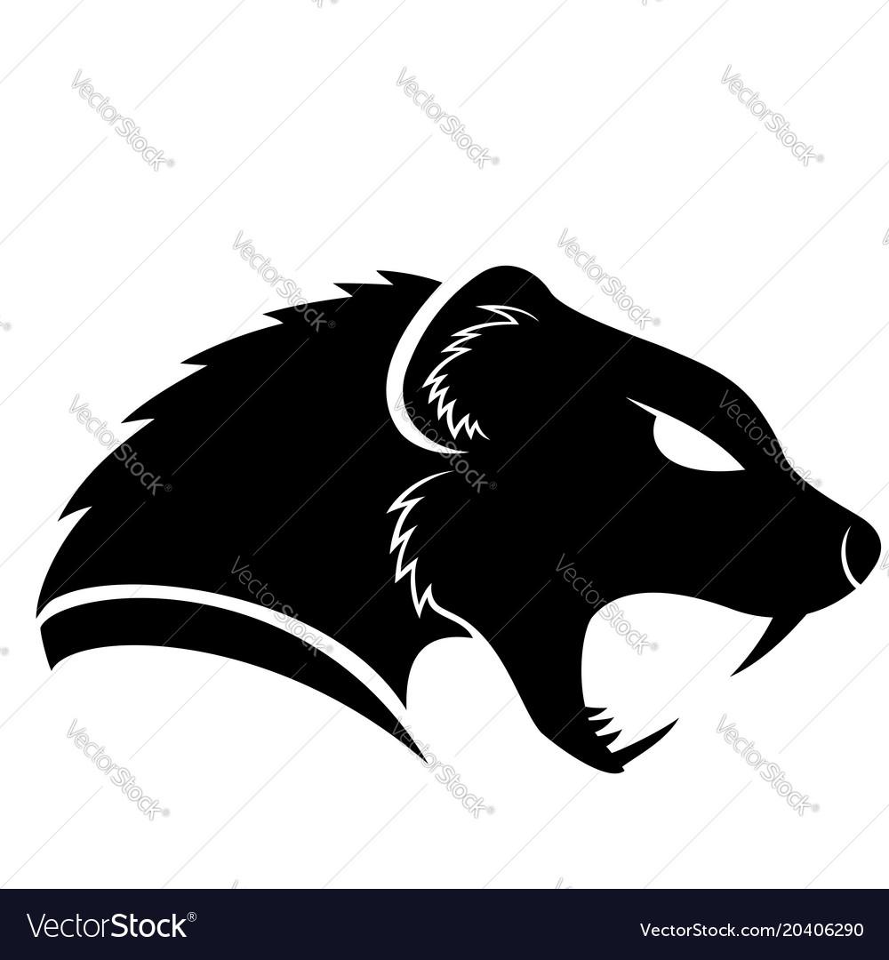 Black mongoose sign