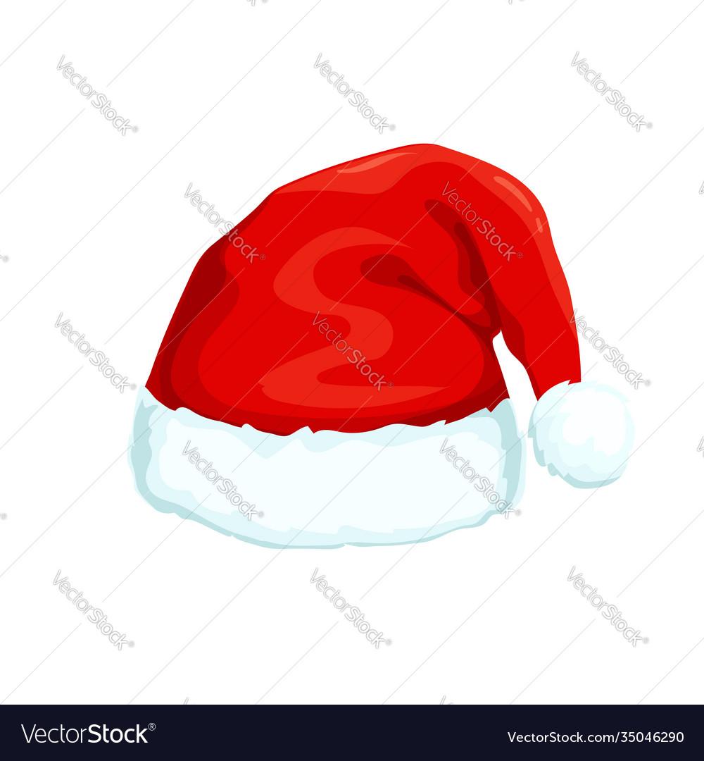 Santa clause hat icon