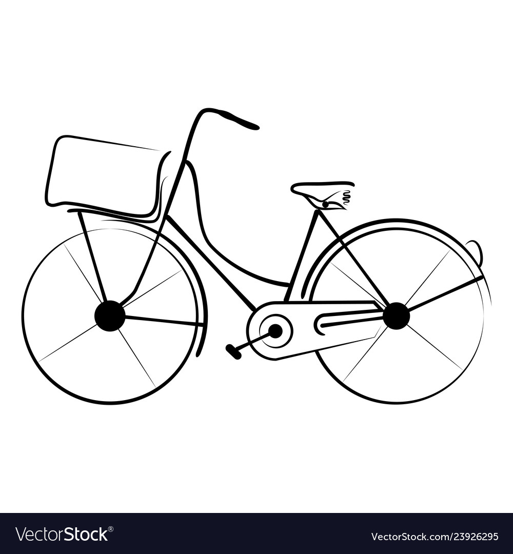 Ancient bicycle 0005